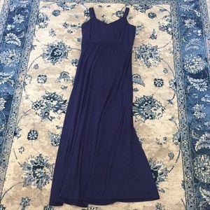 3 for 25!! Navy Sleeveless Maxi Dress Size 1X